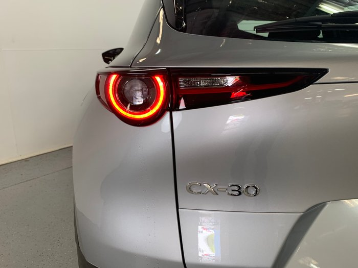 2020 Mazda CX-30 G20 Pure DM Series Sonic Silver