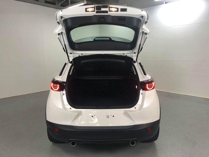 2020 Mazda CX-3 sTouring DK Snowflake White Pearl