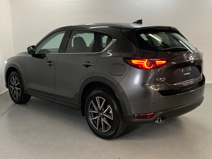 2020 Mazda CX-5 GT KF Series 4X4 On Demand Machine Grey