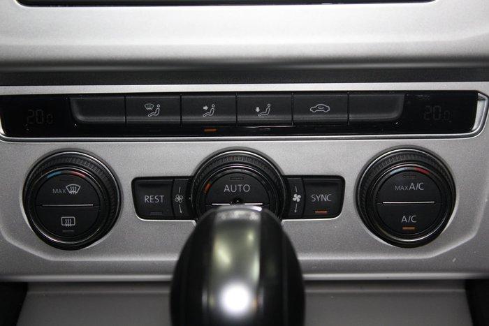 2017 Volkswagen Passat 132TSI B8 MY17 Pure White
