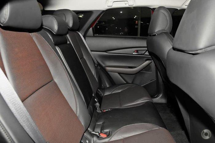 2020 Mazda CX-30 G20 Astina DM Series Soul Red Crystal