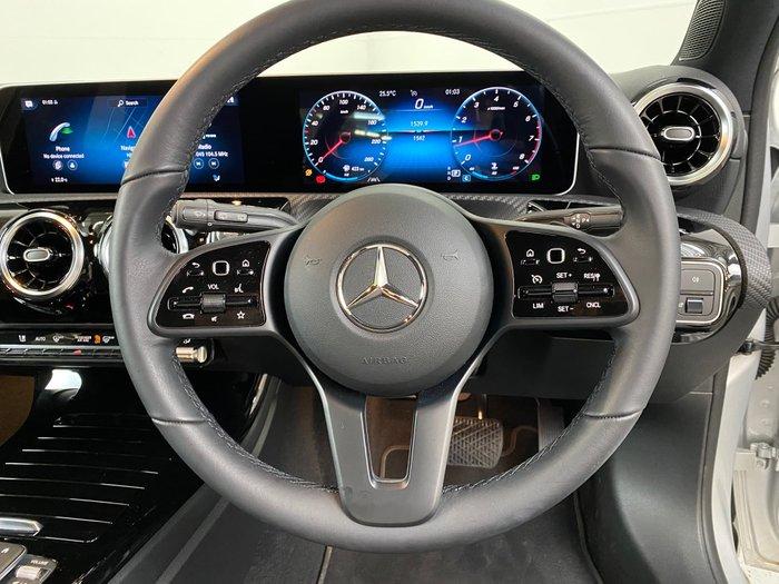 2020 Mercedes-Benz A-Class A180 W177 Silver