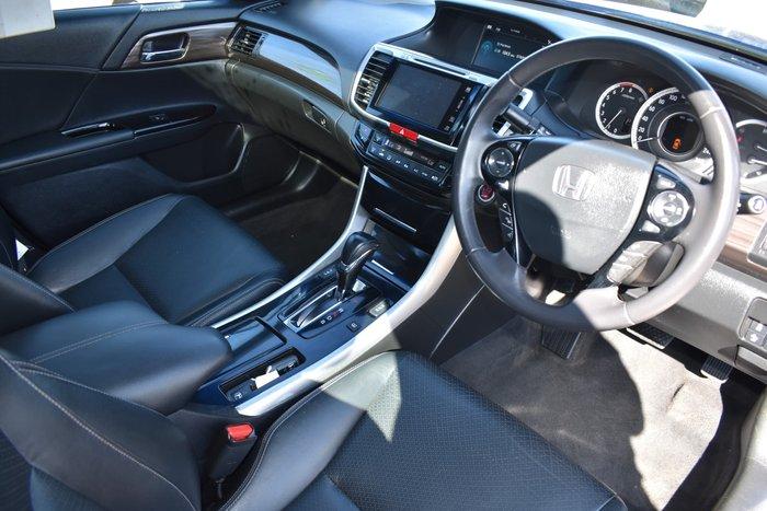2016 Honda Accord VTi-L 9th Gen MY16 Brilliant Sporty Blue