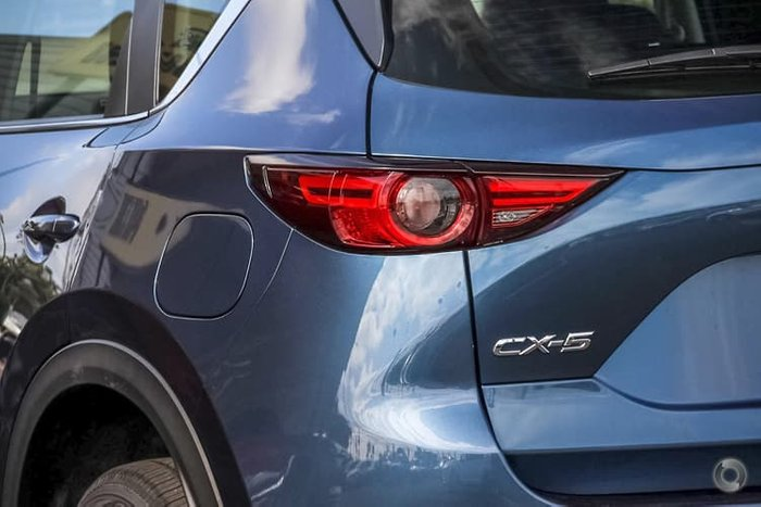 2020 Mazda CX-5 Maxx Sport KF Series Eternal Blue