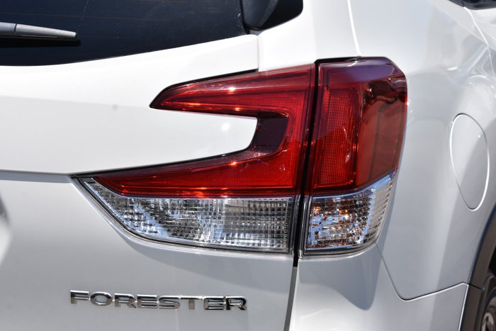 2019 Subaru Forester 2.5i-S S5 MY20 Four Wheel Drive Crystal White