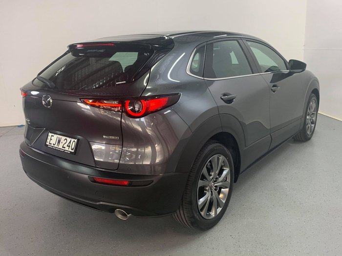2020 Mazda CX-30 X20 Astina DM Series 4X4 On Demand Machine Grey