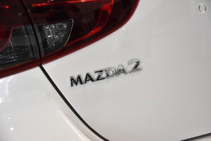 2020 Mazda 2 G15 Pure DJ Series Snowflake White Pearl
