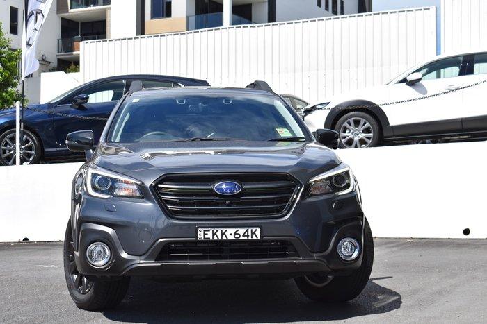 2020 Subaru Outback 2.5i-X 5GEN MY20 AWD Magnetite Grey
