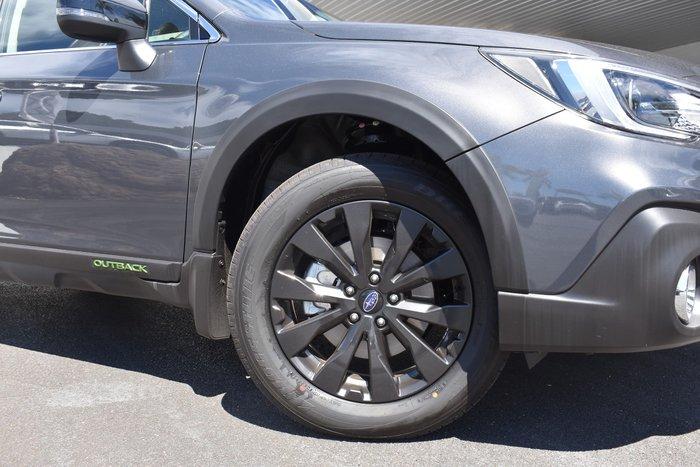2020 Subaru Outback 2.5i-X 5GEN MY20 Four Wheel Drive Magnetite Grey