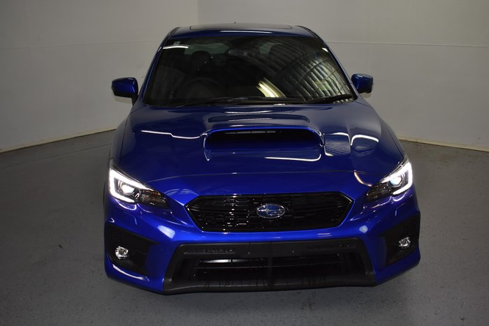 2020 Subaru WRX Premium V1 MY20 Four Wheel Drive WR Blue