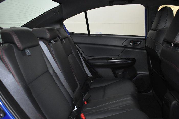2020 Subaru WRX Premium V1 MY20 Four Wheel Drive WR Blue