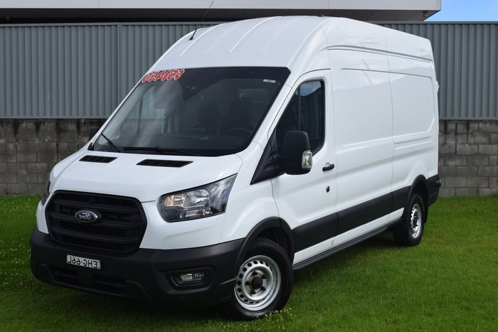 2019 Ford Transit 350L VO MY18.75 Frozen White
