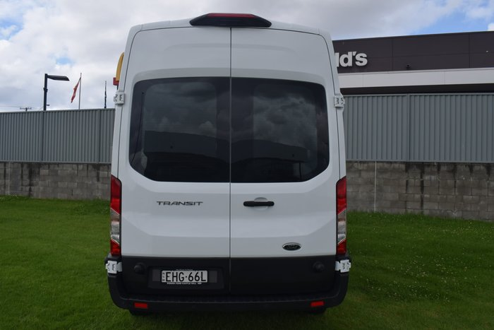 2019 Ford Transit 350L VO MY19.75 Frozen White