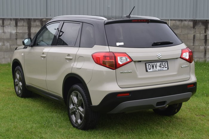 2018 Suzuki Vitara RT-S LY Savannah Ivory