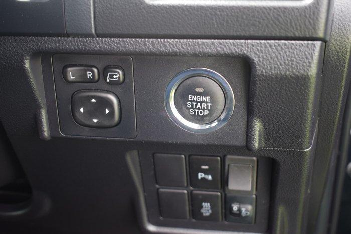 2016 Toyota Landcruiser Prado GXL GDJ150R 4X4 Dual Range Blue
