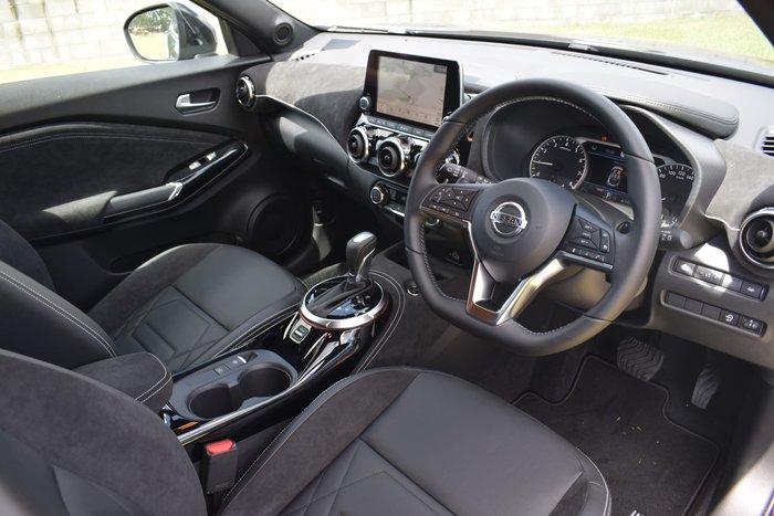 2020 Nissan JUKE Ti F16 Pearl Black