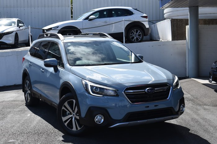 2020 Subaru Outback 2.5i Premium 5GEN MY20 AWD Cool Grey