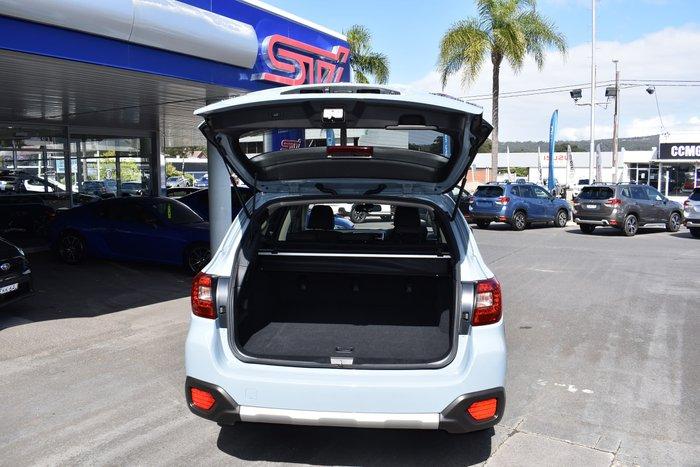 2020 Subaru Outback 2.5i Premium 5GEN MY20 AWD Cool Grey