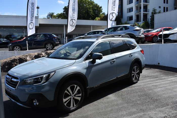 2020 Subaru Outback 2.5i Premium 5GEN MY20 Four Wheel Drive Cool Grey