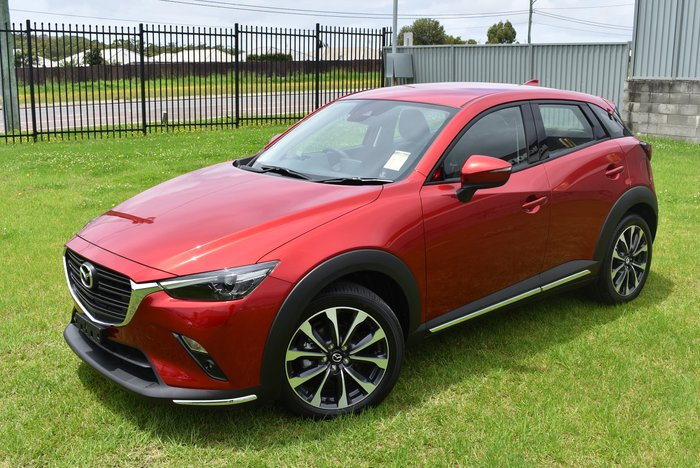 2020 Mazda CX-3 sTouring DK Soul Red Crystal