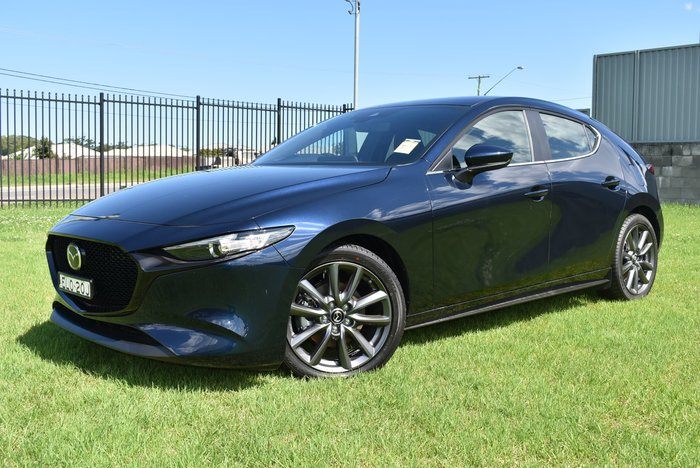 2020 Mazda 3 G25 Evolve