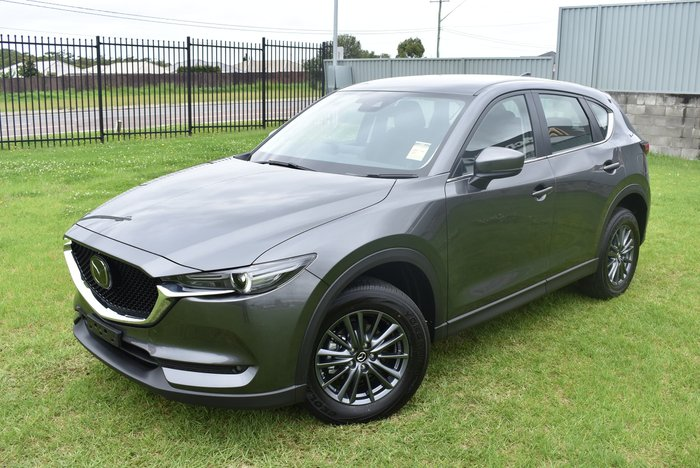 2020 Mazda CX-5 Maxx Sport KF Series 4X4 On Demand Machine Grey