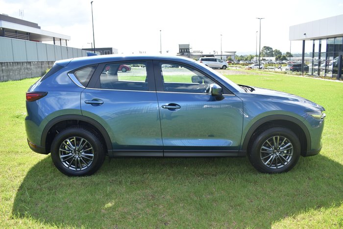 2020 Mazda CX-5 Maxx Sport KF Series 4X4 On Demand Eternal Blue