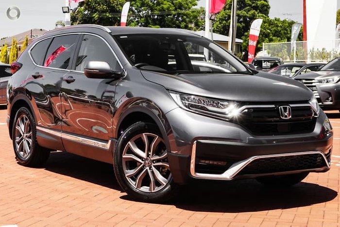 2020 Honda CR-V VTi LX AWD RW MY21 4X4 On Demand Modern Steel