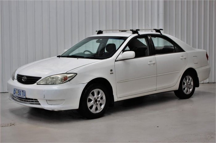 2006 Toyota Camry Altise ACV36R MY06 White