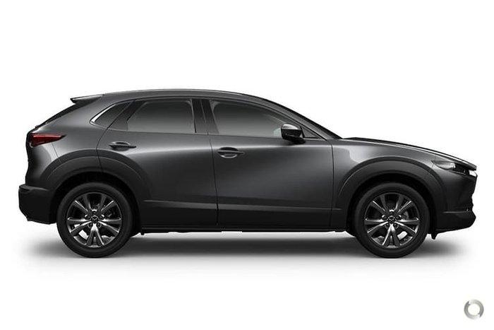2020 Mazda CX-30 G25 Astina DM Series 4X4 On Demand Machine Grey