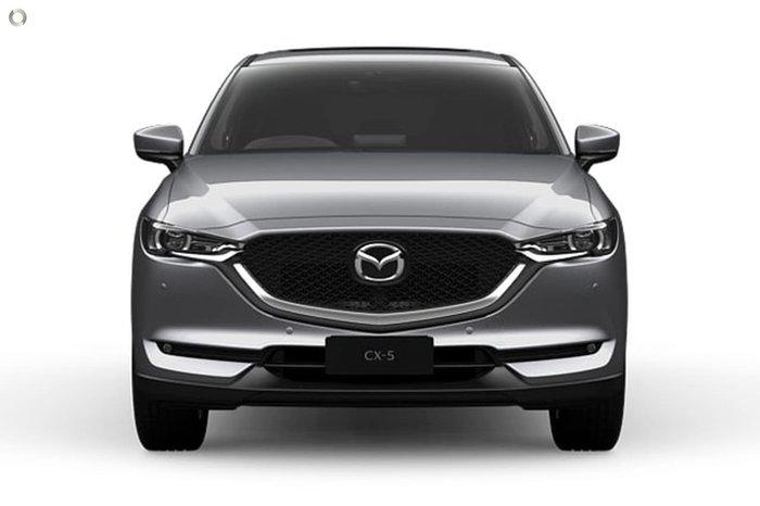 2020 Mazda CX-5 Akera KF Series 4X4 On Demand Silver