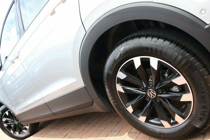 2020 Volkswagen T-cross 85TSI Life 1.0L T/P 7Spd DSG Wagon Reflex Silver Metallic