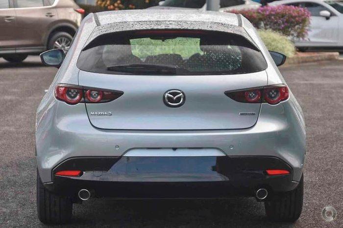 2020 Mazda 3 G20 Pure BP Series Sonic Silver
