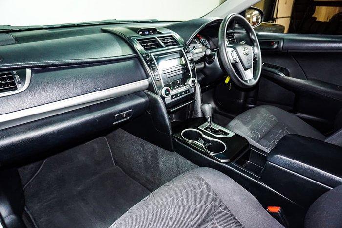 2012 Toyota Camry Altise ASV50R Silver