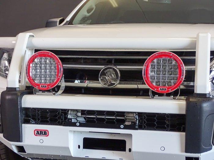 2017 Holden Colorado LTZ RG MY17 4X4 Dual Range White