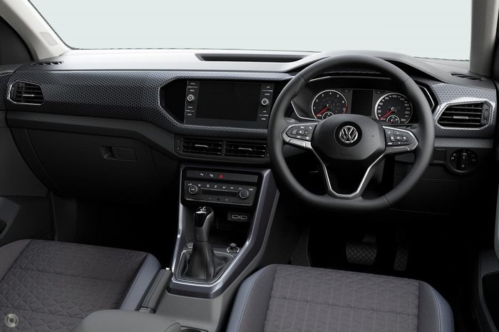 2020 Volkswagen T-Cross 85TSI Style C1 MY20 Silver