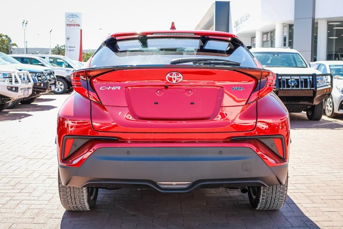 2020 Toyota C-HR Koba NGX10R Red