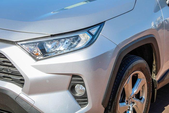 2019 Toyota RAV4 GXL MXAA52R Silver