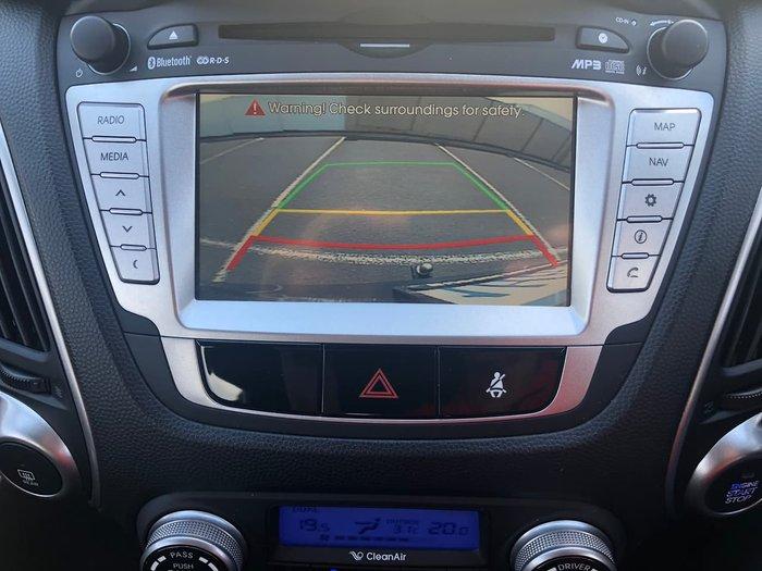 2013 Hyundai ix35 Elite LM2 Grey