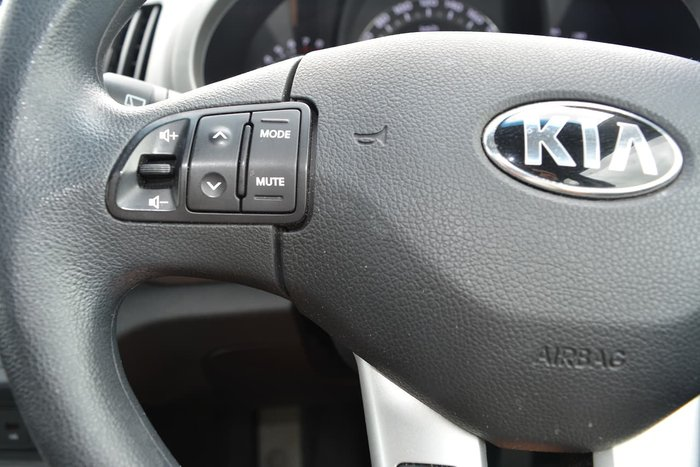 2014 Kia Sportage Si SL MY14 Blue