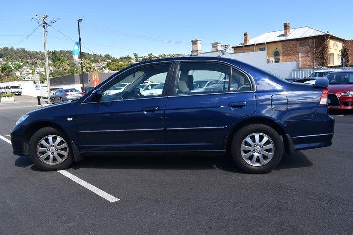 2005 Honda Civic GLi 7th Gen MY05 Blue