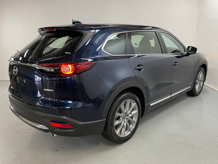 2020 Mazda CX-9 GT TC 4X4 On Demand Deep Crystal Blue