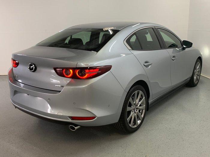 2020 Mazda 3 G25 Astina BP Series Sonic Silver