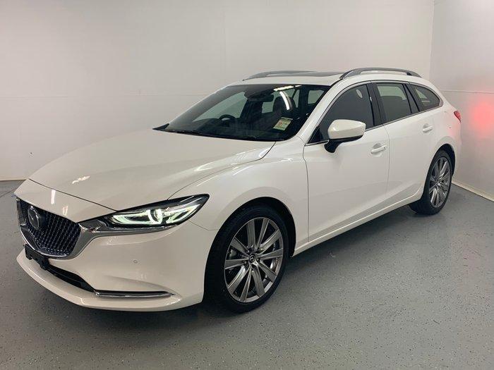 2020 Mazda 6 Atenza GL Series Snowflake White Pearl
