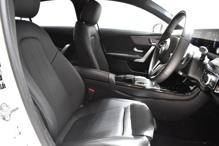 2019 Mercedes-Benz A-Class A200 V177 Polar White