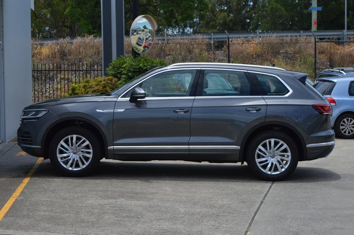 2020 Volkswagen Touareg 170TDI CR MY21 Four Wheel Drive Grey