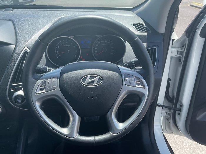 2012 Hyundai ix35 Highlander LM MY12 Four Wheel Drive White