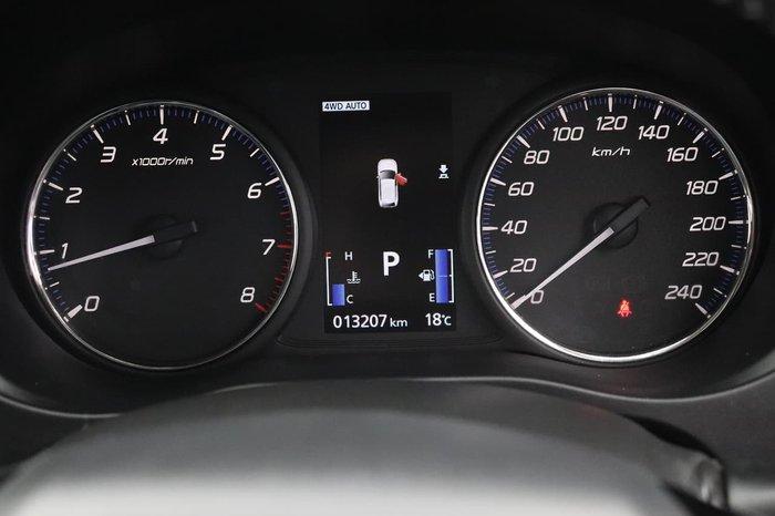 2019 Mitsubishi Outlander ES ZL MY20 4X4 On Demand Red