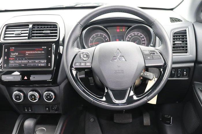 2019 Mitsubishi ASX ES ADAS XC MY19 White