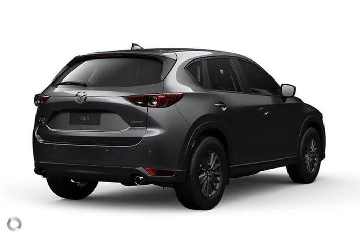 2020 Mazda CX-5 Maxx Sport KF Series 4X4 On Demand Machine Grey
